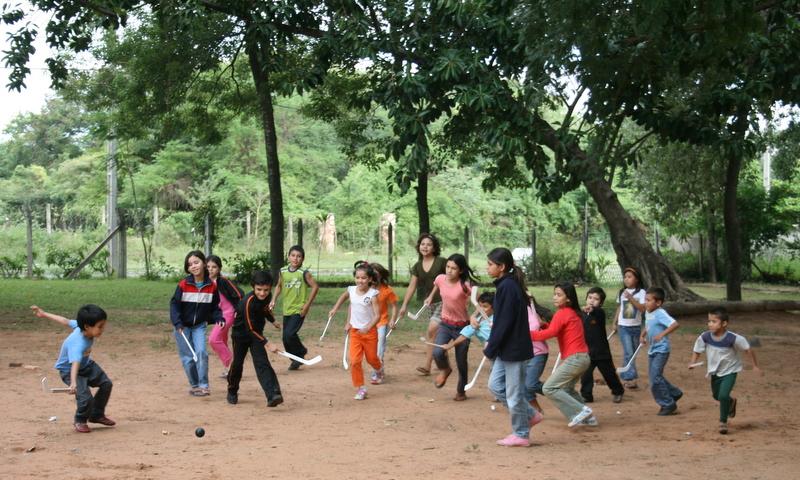 Soccer in Paraguay